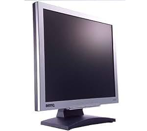 Benq Fp91GX 48,3 cm (19 Zoll) TFT Monitor (DVI, Kontrast 550:1, 4 Ms Reaktionszeit) schwarz/silber