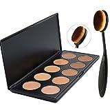 Lover Bar 10 Farben Concealer Palette-Abdeckcreme Camouflage Make Up Kosmetik