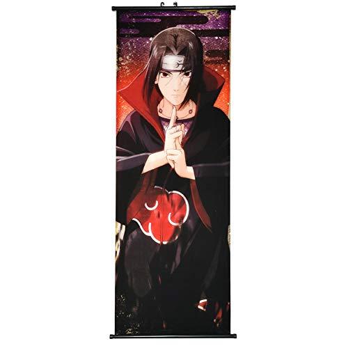 Naruto Uchiha Itachi Anime Manga Wallscroll Poster Kunstdrucke Bider Drucke