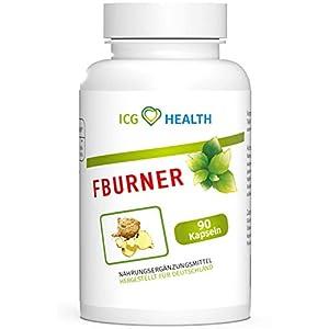 ICG Health FBURNER – 90 Kapseln