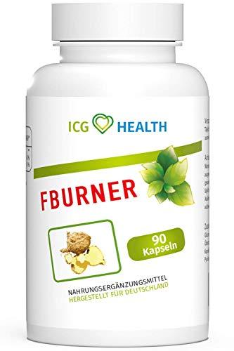 ICG Health FBURNER - 90 Kapseln