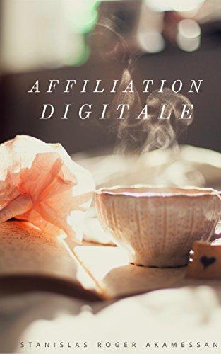 Couverture du livre AFFILIATION DIGITALE