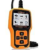 AUTOPHIX OBD2Scanner Auptohix Om126EOBD OBDII Outil de Diagnostic Auto, Lecteur de Code de...