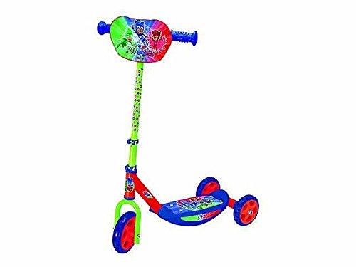 PJ MASKS patinete scooter 3ruedas juguete Giochi Educativi Aprendizaje Juguete Juegos Idea regalo Navidad # AG17