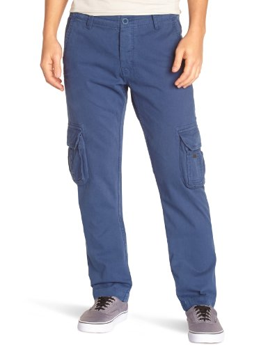 Rip Curl - Derick Cargo - Pantalon homme Insignia Blue