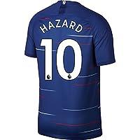 db5e483d41d7e3 Nike EPL Chelsea Hazard 10 casa maglia 2018/2019 (stampa), Uomo,