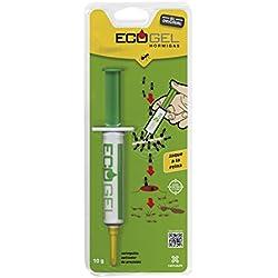 Ecogel 4035 - Gel en Jeringuilla contra hormigas, 10 gr