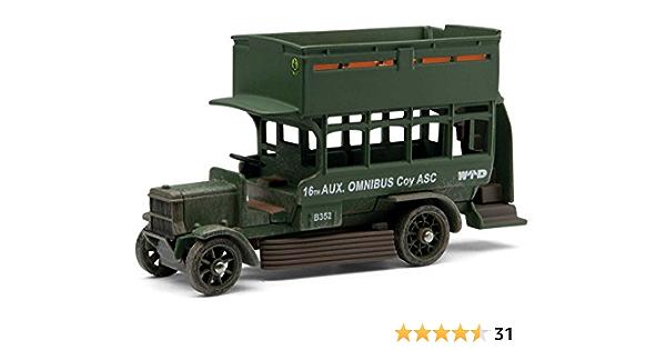 WWI Centenary Collection Old Bill Bus 1:76 Corgi Model