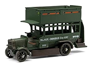 Corgi - Old Bill Bus WWI Centenary Collection, vehículo de Juguete (Hornby CCS90611)