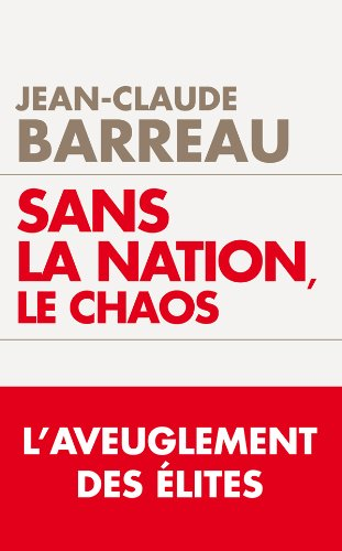 Sans la nation, le chaos