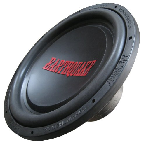 Earthquake Sound Auto Subwoofer (Earthquake Sound TREMORX-15-4 1500W 15