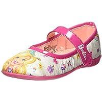Barbie Girl's Pink Walking Shoes-7 Kids UK/India (24 EU) (STY-18-19-000727)