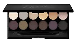 Sleek MakeUP iDivine Lidschattenpalette Au Naturel, 12 x 0.8g