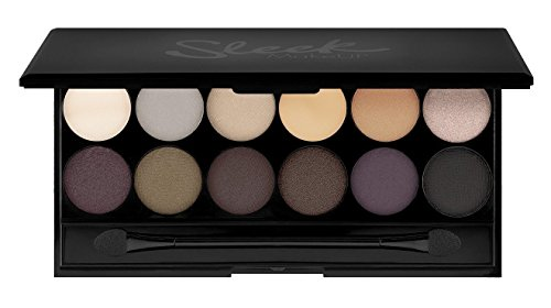 Sleek MakeUP iDivine Lidschattenpalette Au Naturel, 12 x 0.8g -