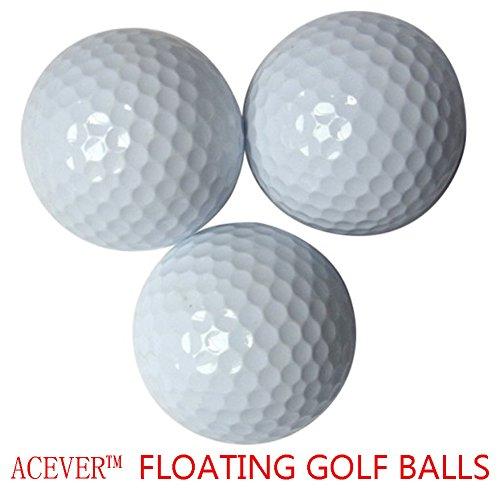 eliteshine Lot de 15balles de golf flottant de balles de golf Balles de golf pratique