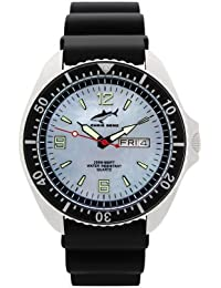 Chris Benz One Man CBO-H-SW-KB Men's Diving Watch