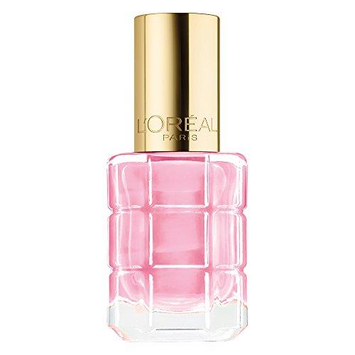 L \'Oréal Paris Color Riche Ölfarben-Nagellack für Nägel, angereichert mit wertvollen Ölen B02 Eau de Rose