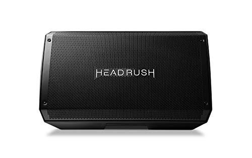 HeadRush FRFR-112 - Aktiver 2-Wege Full-Range/Flat-Response 12-Zoll Lautsprecher mit 2000 Watt für Gitarren, Multi FX- und Amp Modeler