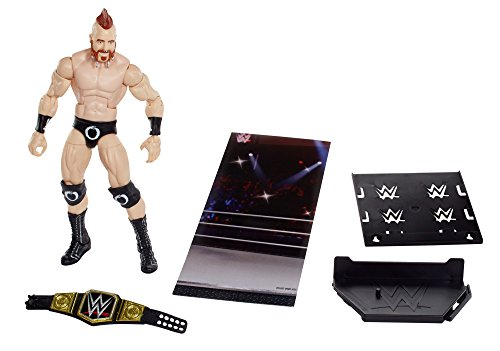 WWE DXJ02 Elite Sheamus Action-Figur