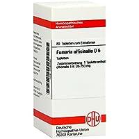 Fumaria Offic. D 6 Tabletten 80 stk preisvergleich bei billige-tabletten.eu