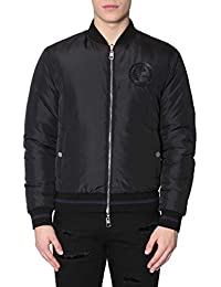 Versace Collection Homme V500577vt00681v1008 Noir Polyester Veste 9b6eb46344f
