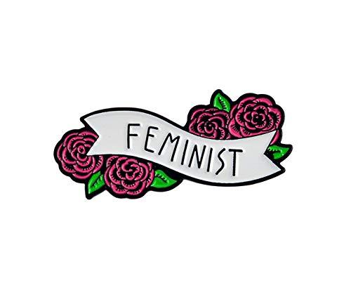 DRAKNET Pin Feminista Feminismo Feminist