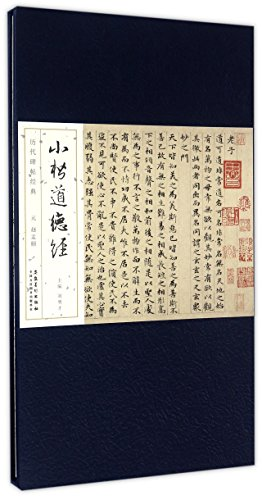 Tao Teh King in Small-character Regular Script (Chinese Edition)