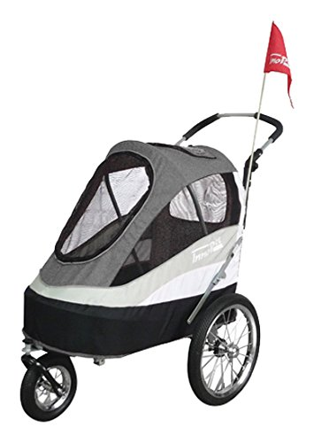 pet-stollerips-055-atgrey-black-silver-free-rain-and-wind-cover-dog-carrier-trolley-trailer-innopet-