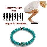 WESEEDOO Magnet-Armband, das Armband-Gesundheitswesen-magnetisches Armband für Gewicht-Verlust...