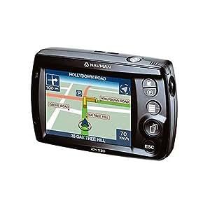 NAVMAN iCN 530 GPS Carte France, Europe 17 Pays sur CD AA005783-5E2