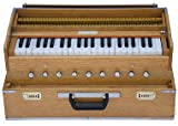 SG Musical folding, safri, A440, 42 keys, natural color, multifold bellow, well-tuned with coupler