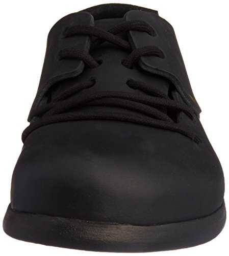 Birkenstock Montana Habana Pelle Donna scarpe stringate - 199243 - calzata stretta Black