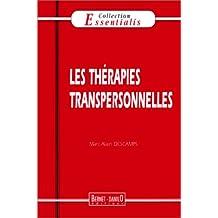 les therapies transpersonnelle