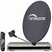 Skymaster DX 24ricezione–Impianto satellitare digitale 80cm prezzi su tvhomecinemaprezzi.eu