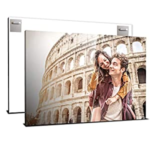 wandmotiv24 Ihr Foto auf Acrylglas 20 x 20 cm (BxH) – Quadratisch – Acrylglas SOFORT ONLINE VORSCHAU, personalisiertes…