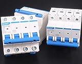 OIASD Disjoncteur Miniature NXB-63Z4P16 / 20/25/32/40 / 60A air Switch Four Open, 40A