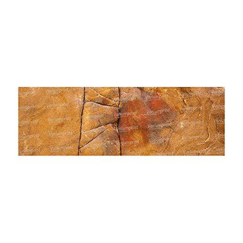 Variumprint die Aquariumfolie Aquarium Rückwandfolie Rückwand Selbstklebend mit Motiv Fotorückwand Sandstein VMO-0100 (B 100 x H 60 cm)