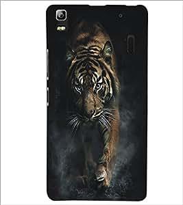 LENNOVO K3 NOTE TIGER Designer Back Cover Case By PRINTSWAG