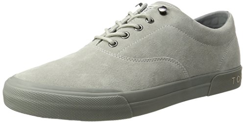 Tommy Hilfiger Y2285armouth 1b, Sneakers Basses Homme Gris (Diamond Grey)