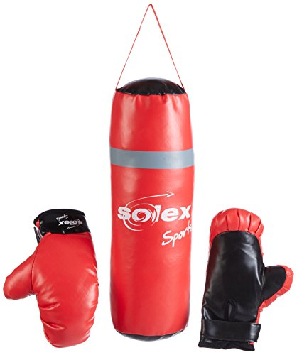 Solex Kinder Junior Box Set mit Handschuhen, 46370