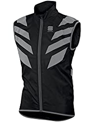 Sportful - Reflex Vest, color black, talla L