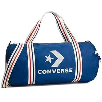 03bf0ec832 Converse Courtside Sport Duffel Bag - Blue: Amazon.fr: Vêtements et ...