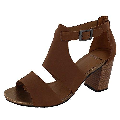 Vagabond SCARLETT - Damen Sandale Sandalette Schuhe Keilsandalette - 4137150