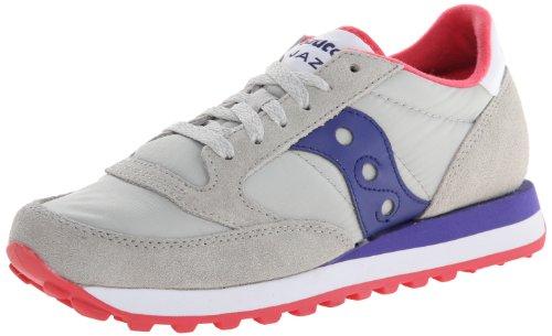 Saucony  Jazz Original, Sneaker, Donna, Grigio, 37 EU