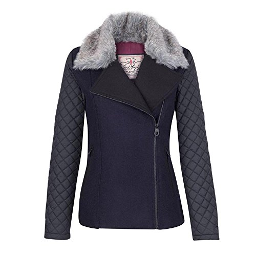 Jack Murphy Womens/Ladies Cameron Modern British Tweed Country Jacket Saturday Night