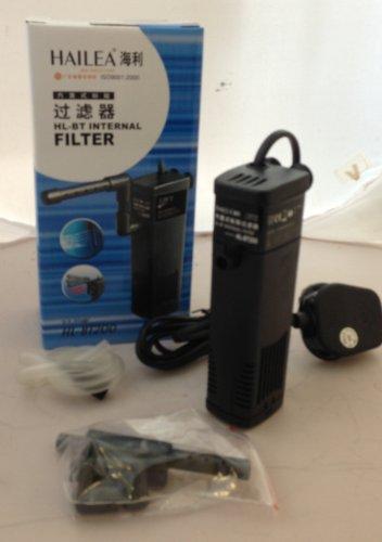 Aquarium Mini Filter For Up to 60L. Hailea BT 200, Excellent for turtles, breeding, hospital Tanks 1