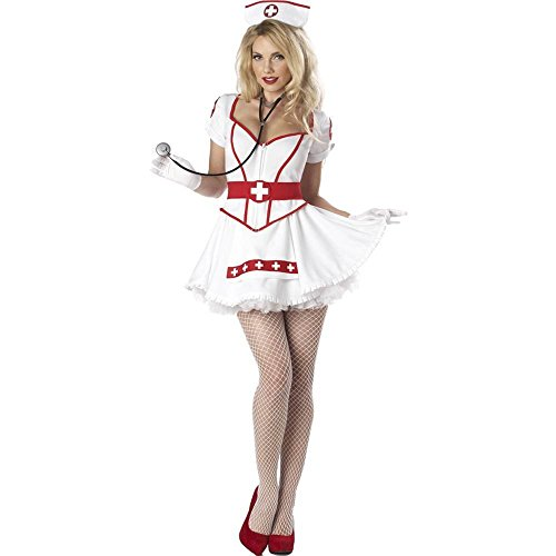 California Costumes 01169 - Infermiera Heartbreaker Costume Da Donna, taglia XL
