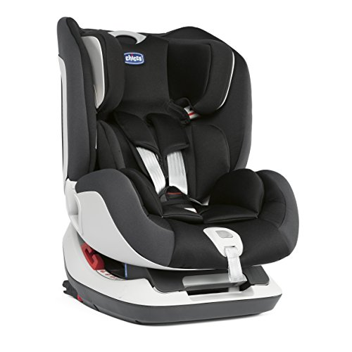 Chicco Seat Up 012, Siège auto groupe 0 + / 1/2 Isofix, noir