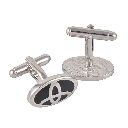 changwei-logo-cufflinks-toyota-logo-cufflink