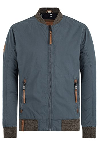 Naketano Male Jacket Der Bumser Dirty Steel, M